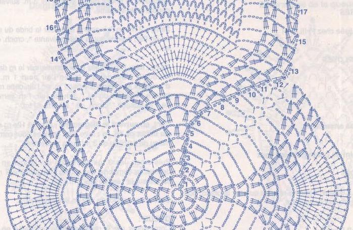 广场餐巾(图解非常清楚) - maomao - 我随心动