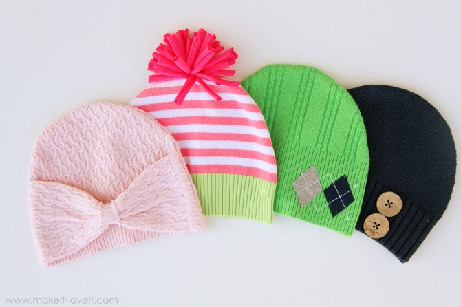 Детские шапки своими руками фото