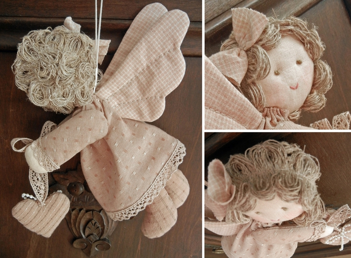 Angel Doll Patterns to Sew