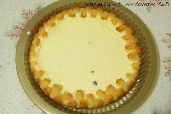 Пошагово пирог сметанник рецепт с фото