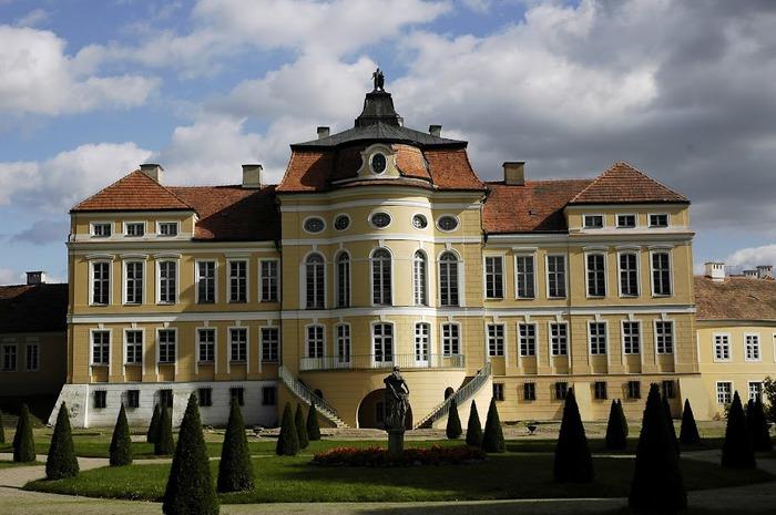 Дворец Рачиньских в селении Рогалин 25699
