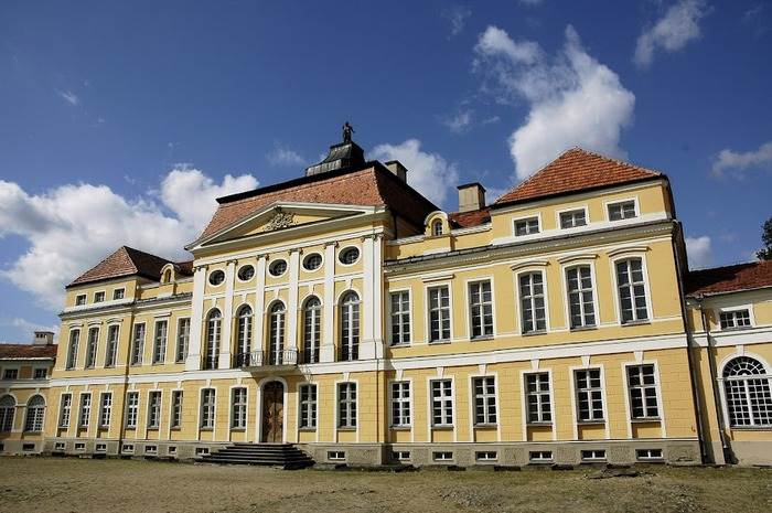 Дворец Рачиньских в селении Рогалин 86359