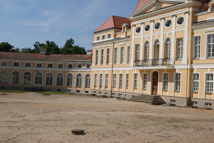 Дворец Рачиньских в селении Рогалин 36649
