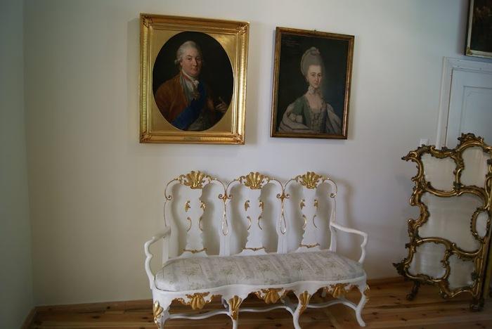 Дворец Рачиньских в селении Рогалин 70378