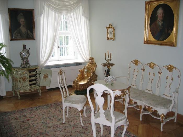 Дворец Рачиньских в селении Рогалин 79978