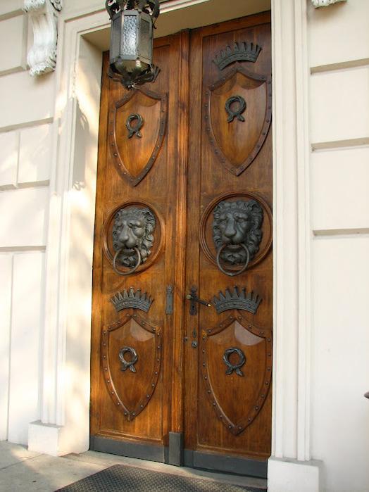 Дворец Рачиньских в селении Рогалин 42436