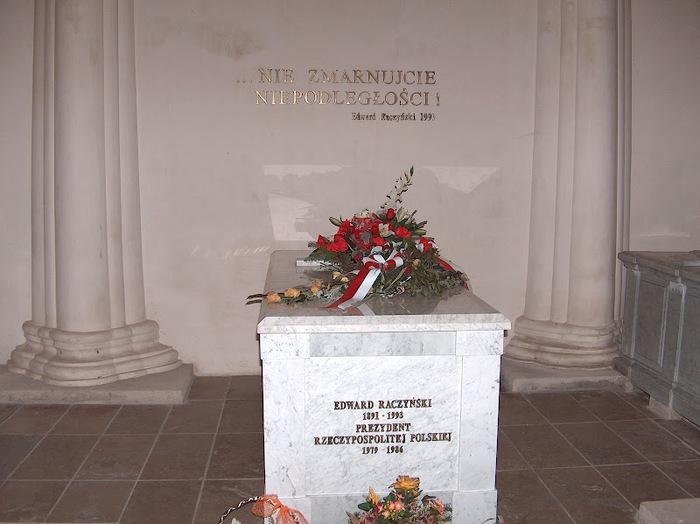 Дворец Рачиньских в селении Рогалин 87299