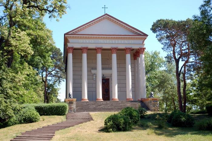 Дворец Рачиньских в селении Рогалин 31239