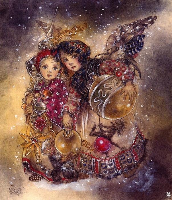 Sulamith WГјlfing - Tutt'Art@ (1) (604x700, 427Kb)