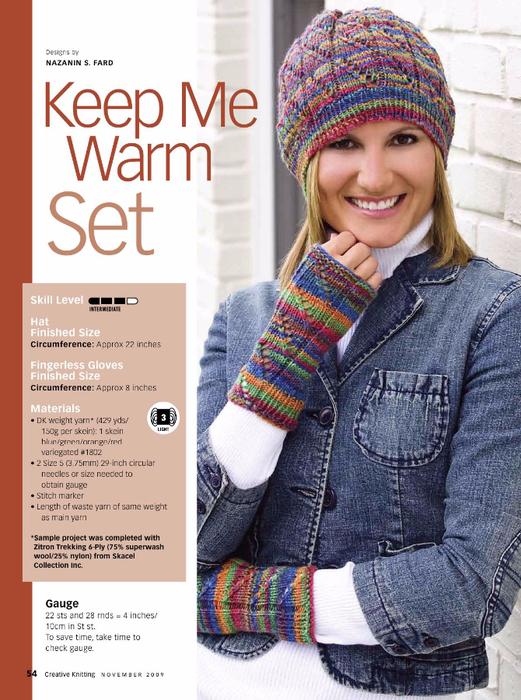 Creative Knitting Nov 2009_54 (521x700, 394Kb)