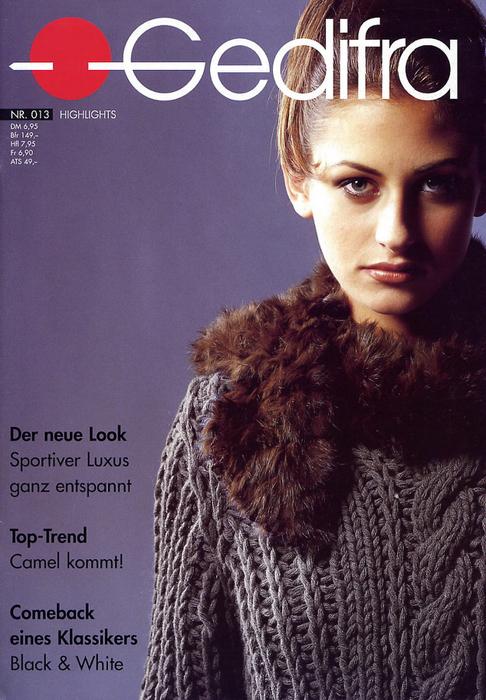 Гедифа журналы по вязанию