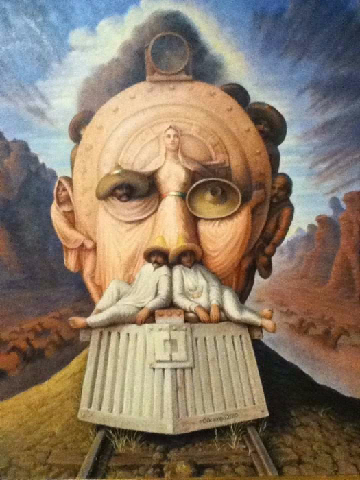 a biography of octavio ocampo the mexican surrealist painter Octavio ocampo is a mexican surrealist painter octavio ocampo (born 28 february 1943 in celaya, guanajuato, mexico) he grew up in a family of designers.