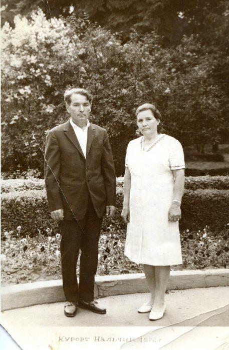 Кужевы Григорий Казбулатович и Таисия Ивановна1972г (457x700, 75Kb)
