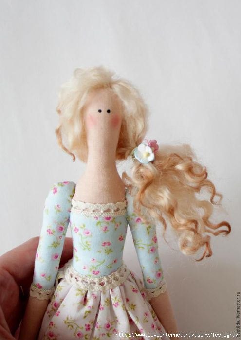 Мастер класс причёски куклам