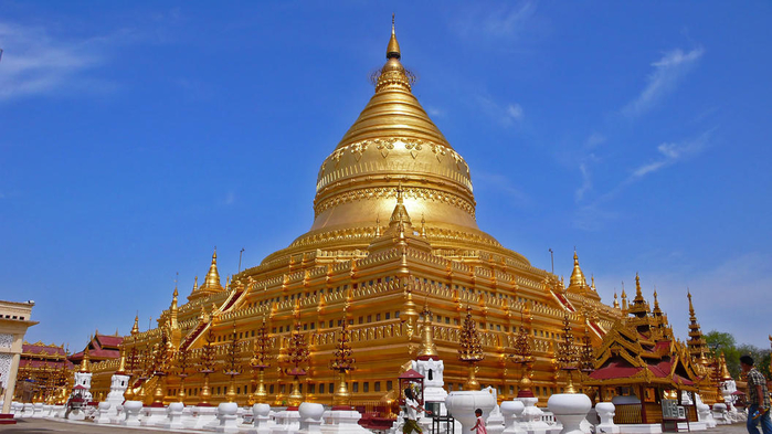 пагода Кутхода мьянма 1 (700x393, 304Kb)