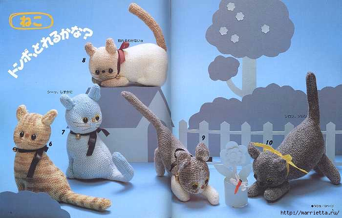 Сиамские котятки из перчатки (3) (700x446, 133Kb)