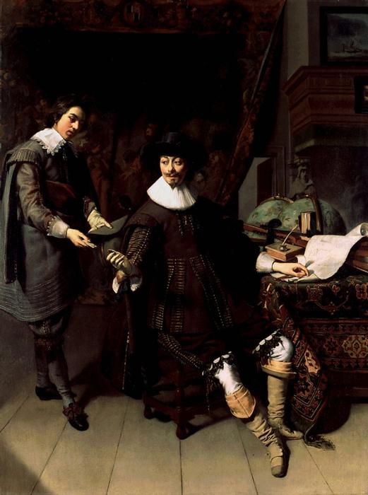 04_Thomas_de_Keyser__Portret_van_Constantijn_Huygens_en_zijn_secretaris (521x700, 369Kb)