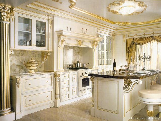 Кухня в классическом стиле (5) (640x480, 236Kb)