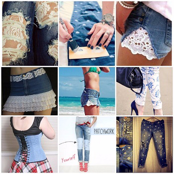 24-ideas-to-refashion-old-jeans-fbР° (350x350, 182Kb)