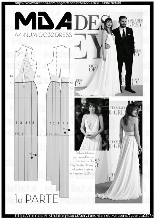 A4 NUMERO 32 DRESS-BLAC WHITE-01 (494x700, 176Kb)