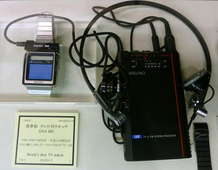 Seiko DXA001 японские часы с телевизором 2 (700x546, 292Kb)