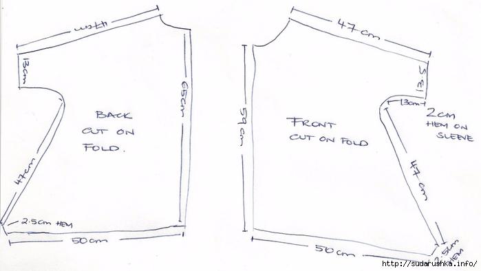 Как сшить бохо платье своими руками выкройки