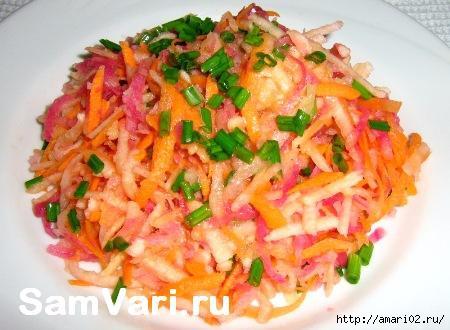 salat-iz-zelenoy-redki-recept (450x330, 100Kb)