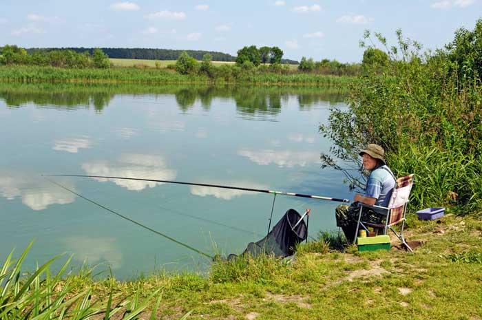 рыбалка в районе коростово