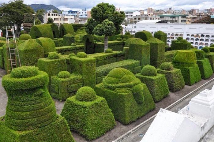 садово-парковый дизайн на кладбище тулькан эквадор 3 (700x464, 422Kb)