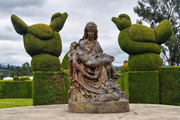 садово-парковый дизайн на кладбище тулькан эквадор 4 (700x467, 402Kb)