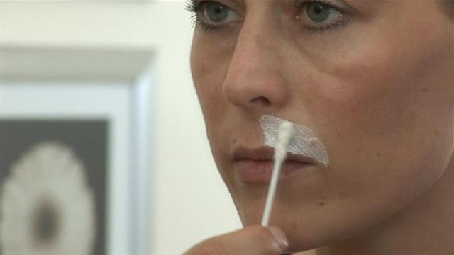 Как навсегда удалить усы в домашних условиях
