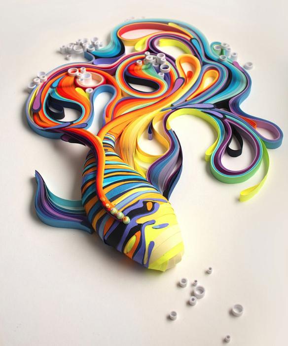 colorful-paper-art-illustrations-yulia-brodskaya-1 (584x700, 362Kb)