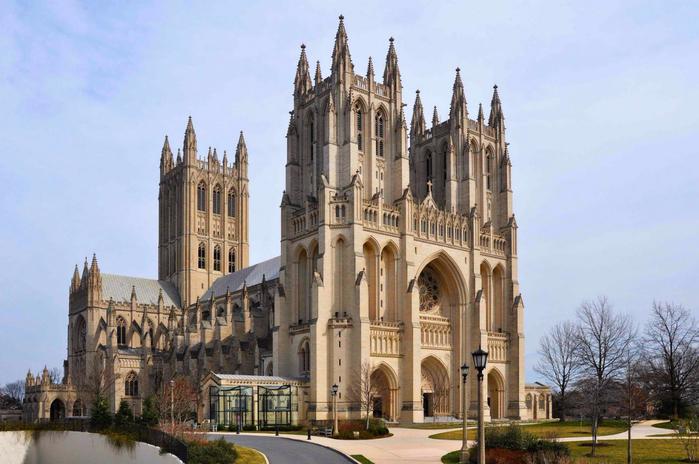 вашингтонский кафедральный собор фото 5 (700x464, 353Kb)