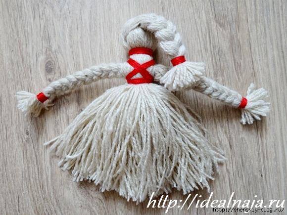 Куклы из ниток своими руками обереги 338