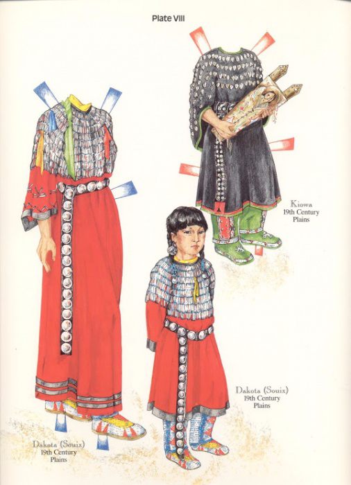 NA Costumes Plate VIII (506x700, 302Kb)