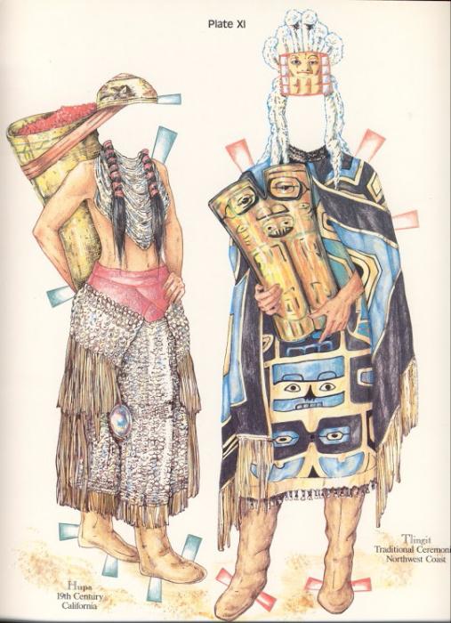 NA Costumes Plate XI (507x700, 404Kb)