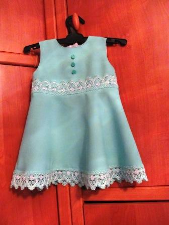 فستان بالتفصيل