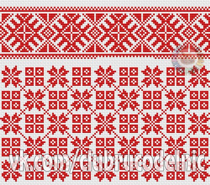 Красные звезды (700x615, 867Kb)