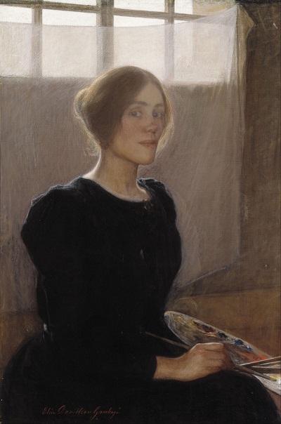 Elin_Danielson-Gambogi_-_Self-Portrait_-_Google_Art_Project (400x604, 70Kb)