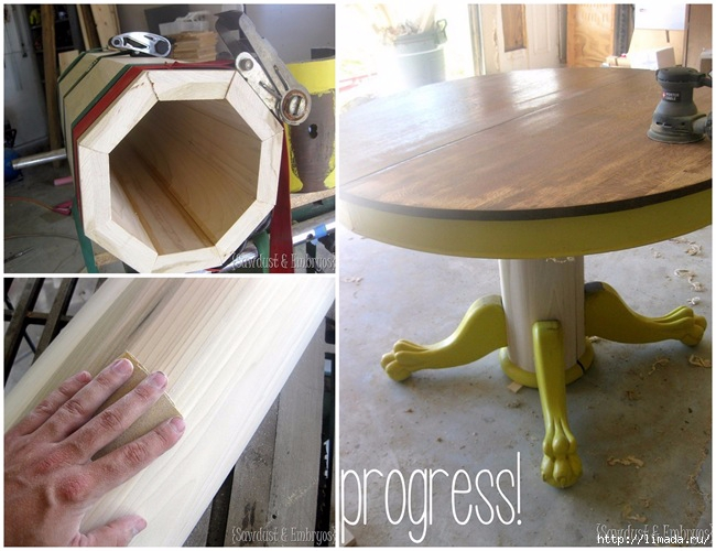 Antique-Clawfoot-Table-restoration-Sawdust-and-Embryos (650x500, 207Kb)