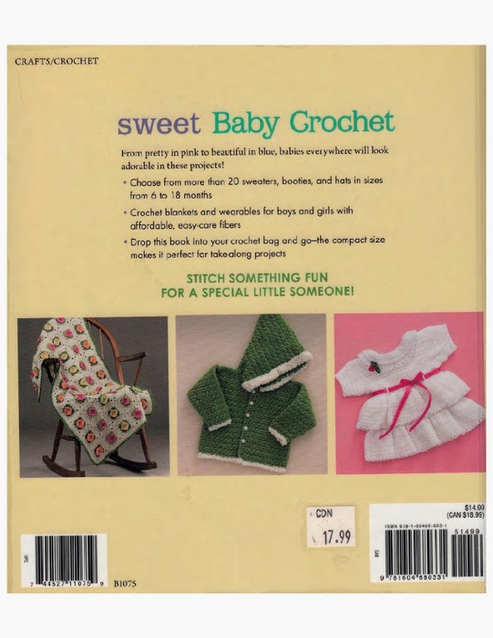 Sandy Scoville & Denise Black - Sweet Baby Crochet_98 (541x700, 286Kb)