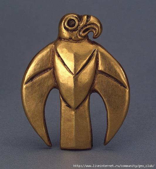 скифский орёл (532x575, 171Kb)