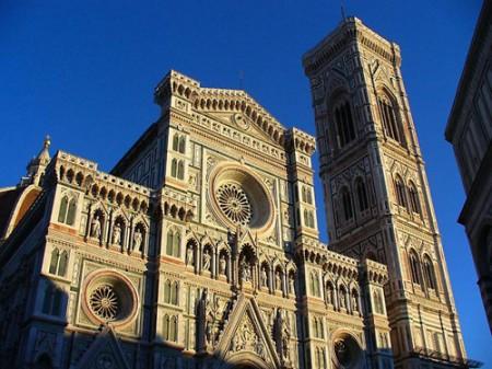 3. Кафедральный собор  Санта-Мария-дель-Фьоре 1 (450x337, 182Kb)