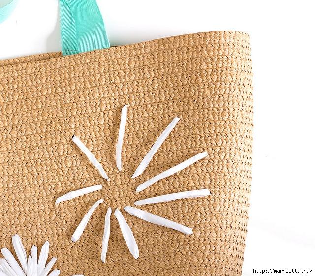 Вышивка на соломенной пляжной сумке (6) (640x561, 373Kb)