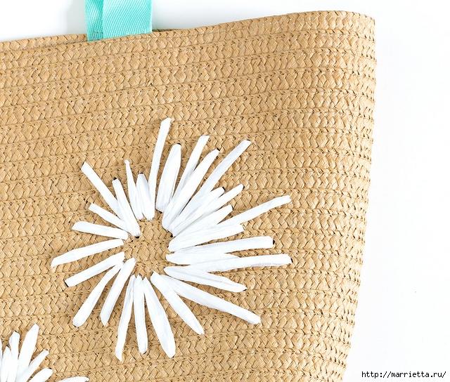 Вышивка на соломенной пляжной сумке (10) (640x544, 360Kb)