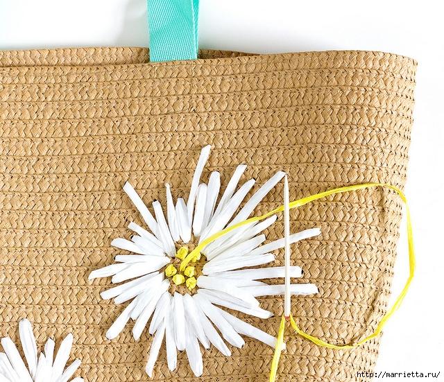 Вышивка на соломенной пляжной сумке (12) (640x551, 410Kb)