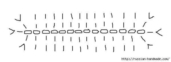 Вяжем крючком чехол для мобильного телефона (14) (600x218, 30Kb)