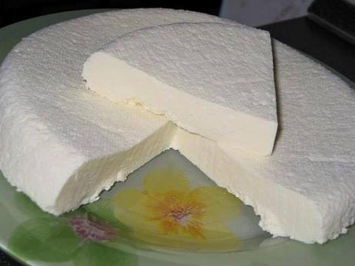 Сделать сыр брынза в домашних условиях