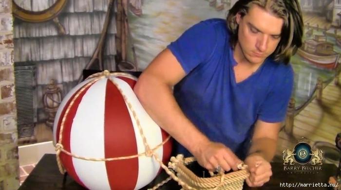 Воздушный шар своими руками для детской комнаты (9) (700x391, 189Kb)