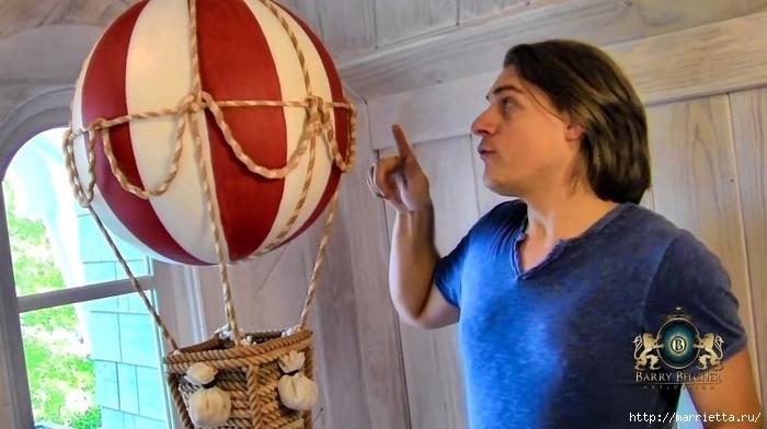 Воздушный шар своими руками для детской комнаты (11) (700x392, 195Kb)